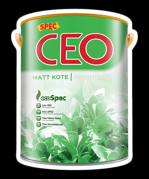 SPEC CEO