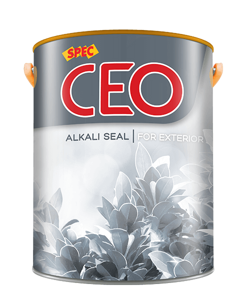 Spec ceo alkali seal for exterior sơn lót ngoại thất chống kiềm cao cấp