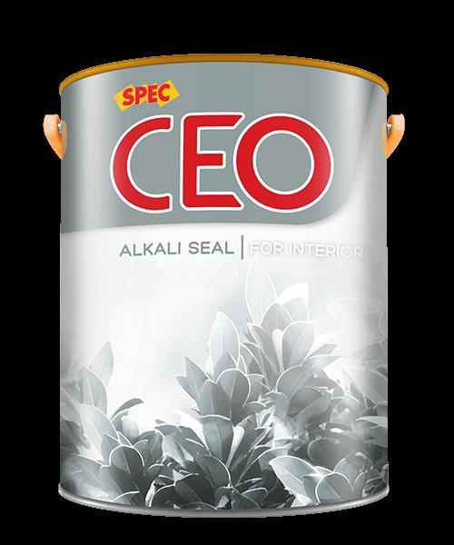 Spec ceo alkali seal for interior sơn lót nội thất chống kiềm cao cấp