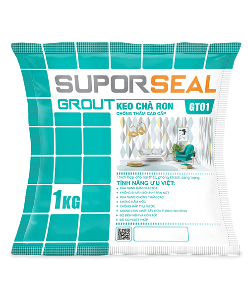 Suporseal grout gt01 keo chà ron chống thấm cao cấp