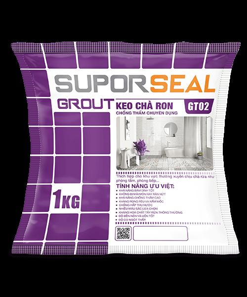 Suporseal grout gt02 keo chà ron chống thấm chuyên dụng