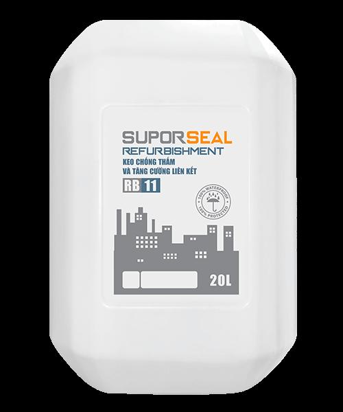 Suporseal refurbishment rb11 20l keo chống thấm và tăng cường liên kết